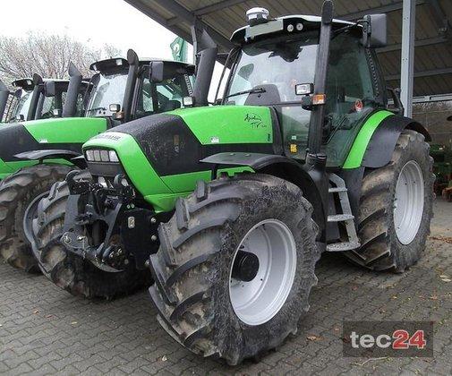 2011 Deutz-Fahr Agrotron 620 TTV