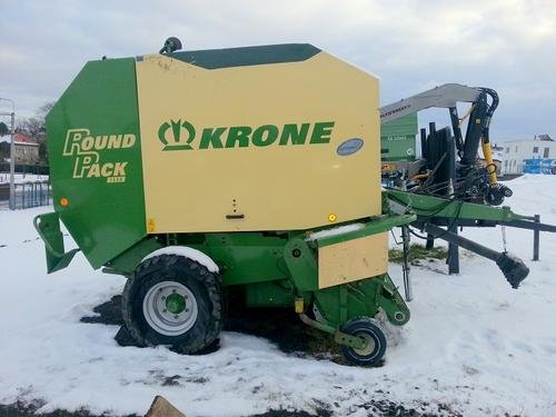 2007 Krone RoundPack 1550 in
