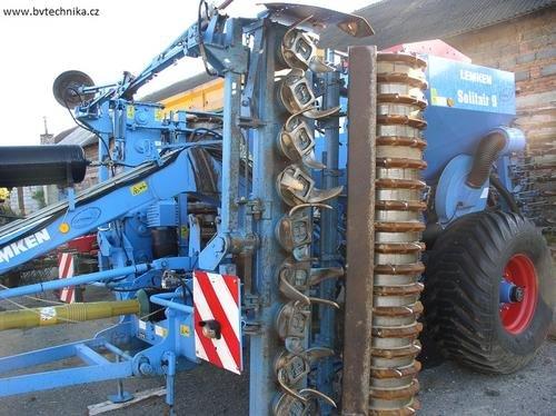 2009 Lemken Zirkon 10/450 KA