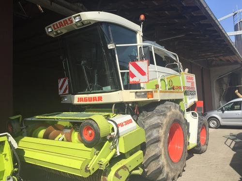 2000 Claas Jaguar 880 in