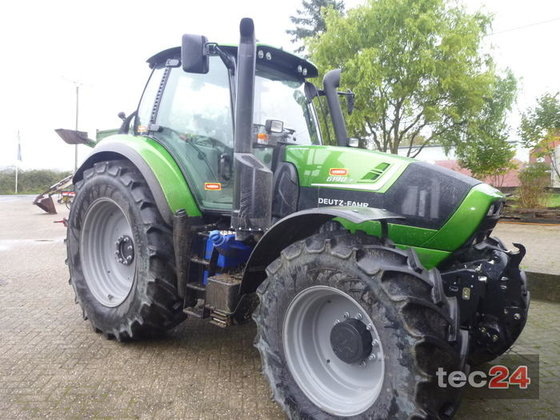2014 Deutz-Fahr Agrotron 6190 in