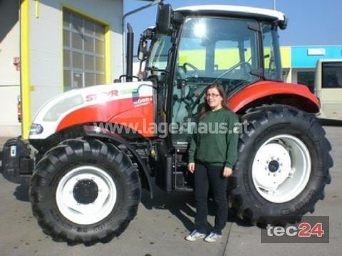 2012 Steyr KOMPAKT 4065S in
