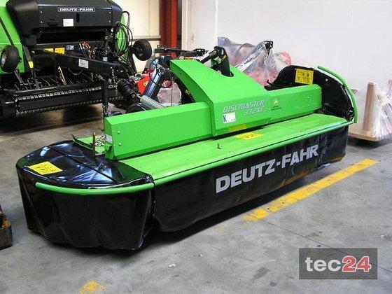 2015 Deutz-Fahr DiscMaster 332 XF