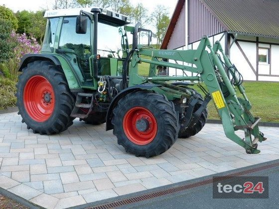 1999 Fendt 380 GTA Turbo