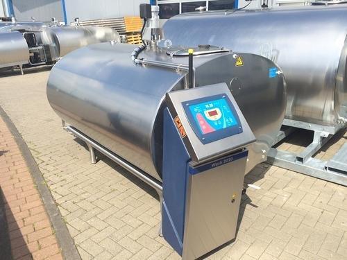 SERAP Milk chilling tank 2500