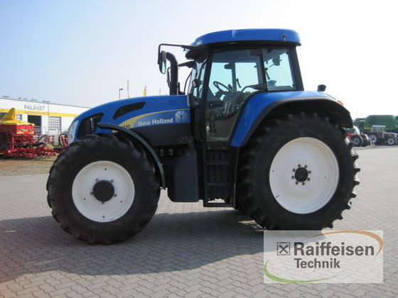 2008 New Holland T 7530