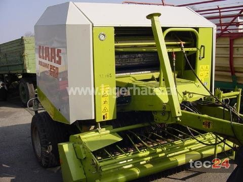Claas Rollant 250 RC in