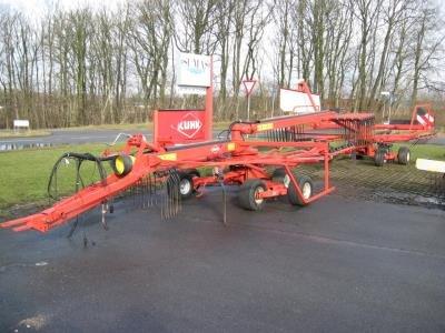 Kuhn GA 9032 in Suldrup,