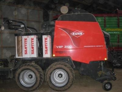 Kuhn VBP 2190 in Suldrup,