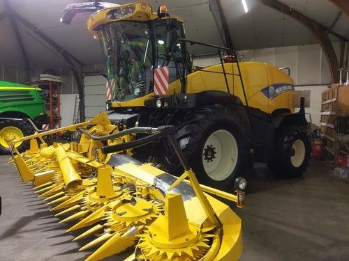 2014 New Holland FR 700