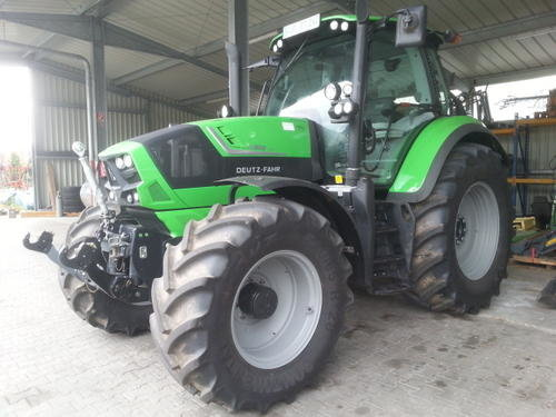 2014 Deutz-Fahr Agrotron 6180 in