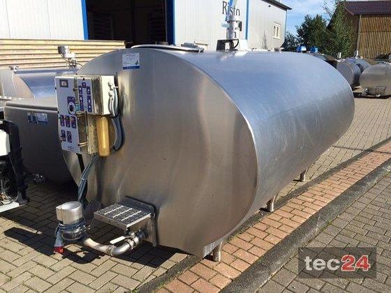 SERAP Milchkühltank 4000 Liter in