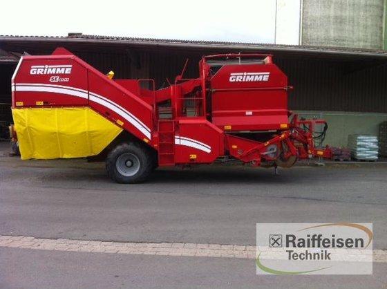 2011 Grimme SE 85-55 SB