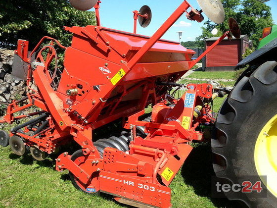 2005 Kuhn HR 303D//Integra in