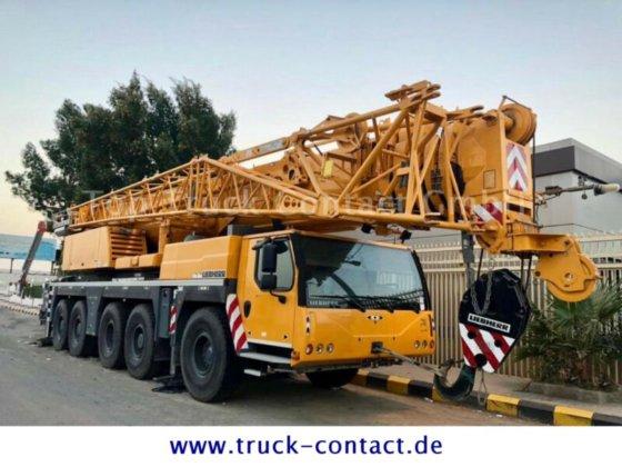 2016 Liebherr LTM 1220-5 2 mobile crane in Eichenzell, Germany