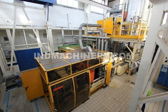 2005 Husky Injection Molding Systems