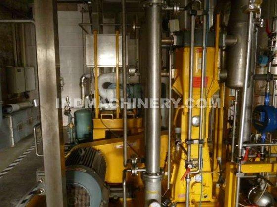 2000 Haffmans CO2 500 kg/h