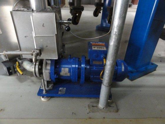 KSB MACHNOCHEM-BLOC MAC -C1 25-160 - Pump - in
