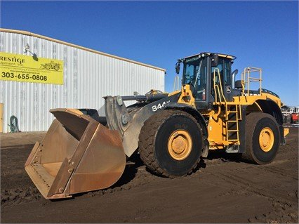 2011 DEERE 844K in Brighton,