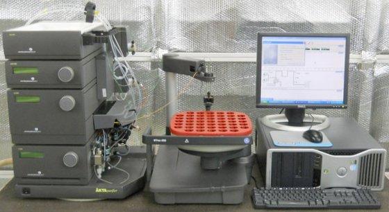 Ge Amersham Pharmacia Akta Purifier 100 Chromatography