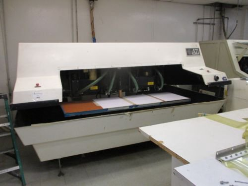 ATI MODEL 404CM 4 SPINDLE HIGH SPEED CNC ROUTER /CIRCUIT BOARD DRILL in  Fountain Valley, CA, USA