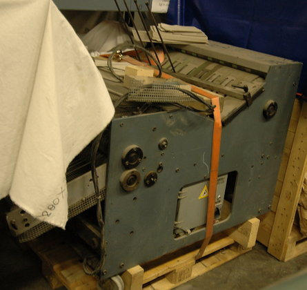 Lega 30/80 Upright delivery with