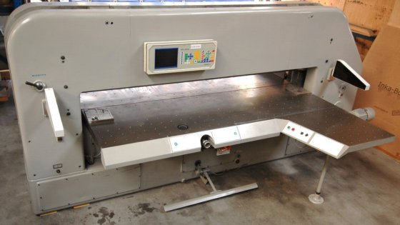 Schneider Sen 260 Guillotine in