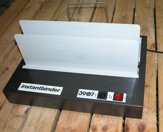 Instantbinder 3907 Thermisch bindapparaat in