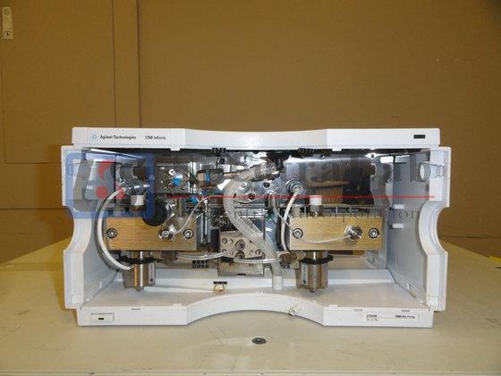 agilent 1260 1200 infinity binary pump g1312b in markham canada rh machinio com agilent 1260 quaternary pump manual agilent 1260 infinity pump manual