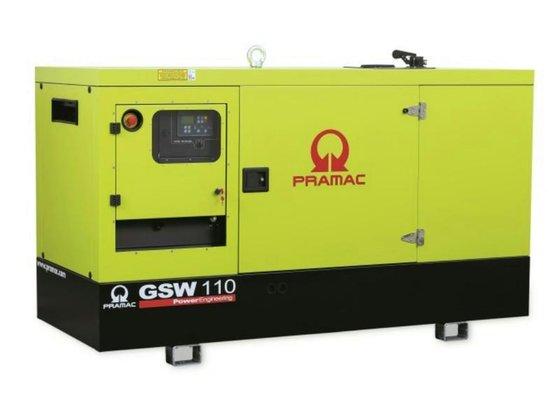 PRAMAC GSW22P 20 kVA Diesel