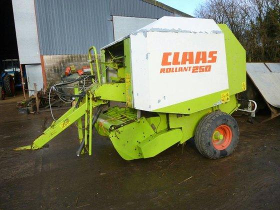 CLAAS 250 STANDARD PICK UP