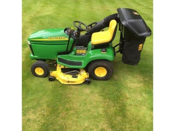 John Deere Lx279 Garden Tractor