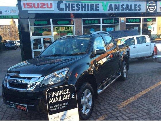 2015 ISUZU UTAH 4WD DOUBLE