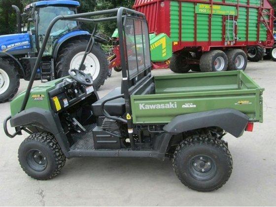 KAWASAKI MULE 4010 Diesel in