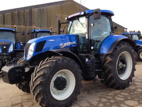 2014 NEW HOLLAND T7.270 AUTO