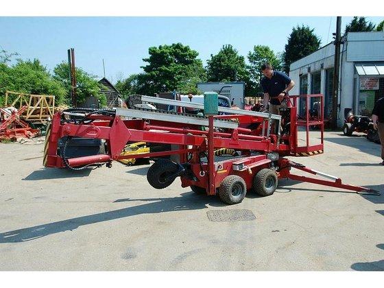 LEGUAN 125 SELF PROPELLED Diesel