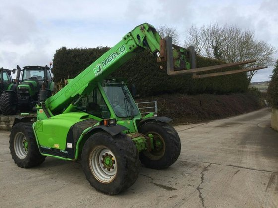 2007 MERLO P32.6L in Coldridge,