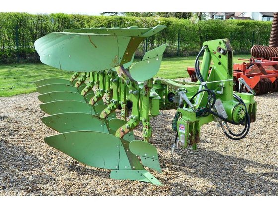 DOWDESWELL DP140 6F PLOUGH (FT8145)
