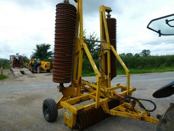 TWOSE 6.2 METER ROLLS WITH