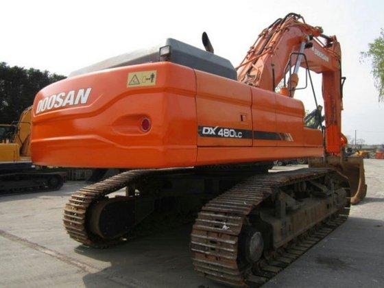 2010 DOOSAN DX480LC in United