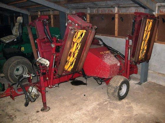 HUXLEY TRAILED Hydraulic in Little