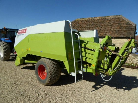 2008 CLAAS 2100 QUADRANT BIG