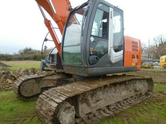 2010 HITACHI ZX225USRLC Diesel in