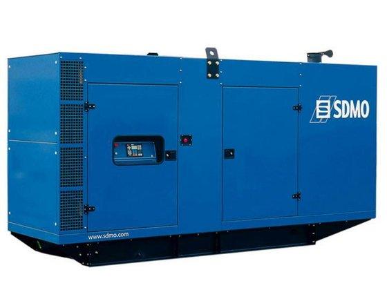 2015 SDMO J165K 150 kVA