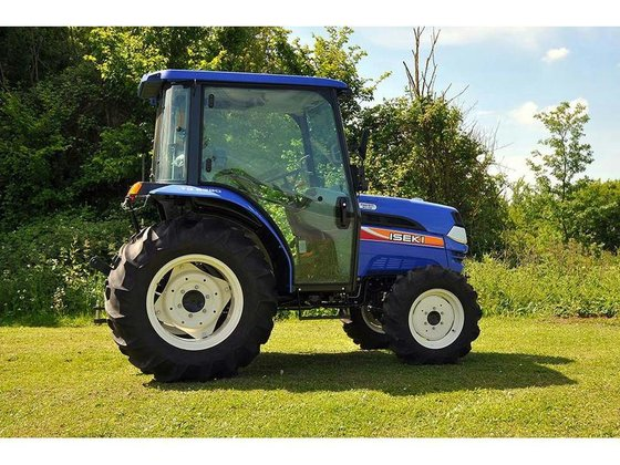2015 ISEKI TG5390 IQ Diesel