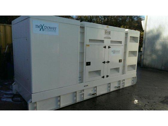 2015 NEXPOWER NXP400RSC 400 kVA