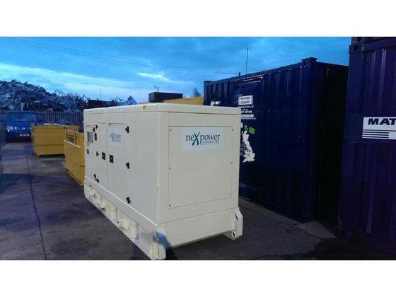 2015 NEXPOWER NXP80RSC 80 kVA