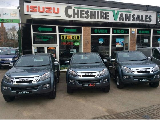2015 ISUZU NEW YUKON EXT