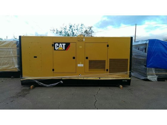 2016 CATERPILLAR C1-550 550 kVA