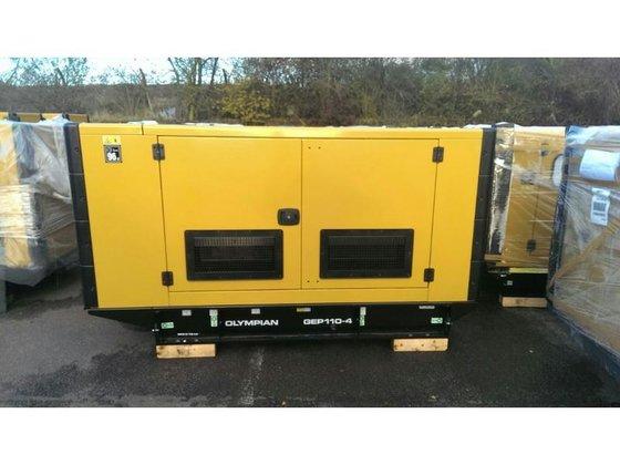 2016 CATERPILLAR DE110E2 110 kVA